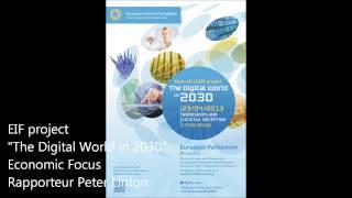The Digital World in 2030 - Economic Focus