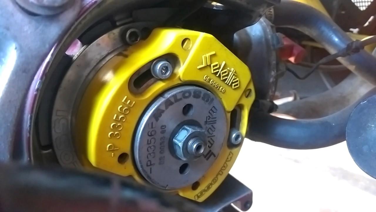 Yamaha Aerox Тарас обзор  и тестдрайв скутера / review & test drive