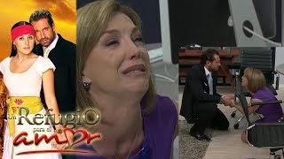 Un refugio para el amor - Capítulo 78: Rosalena le pide perdón a Rodrigo | Tlnovelas