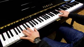 The Beatles - Hey Jude Piano Cover