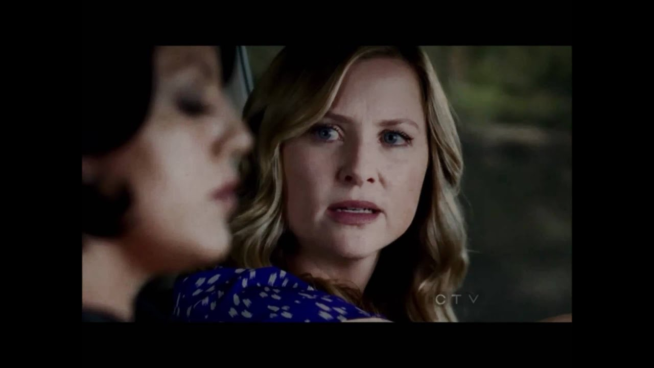 Callie and Arizona - Car scene 7x17 - YouTube