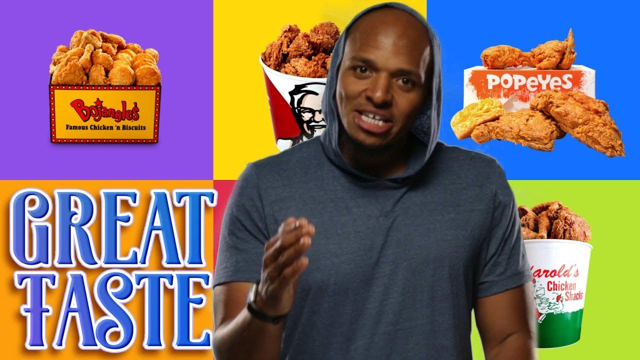 The Best Fried Chicken Great Taste Youtube