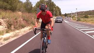 Pericopuerto Cumbres del Sol Et. 9 Vuelta a España 2017
