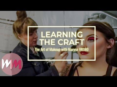 VR 180: The Art of Cirque du Soleil Makeup | Ep1