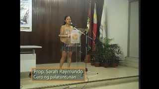 Tatlong libro ni Danilo A. Arao: Inilunsad sa CMC, UP Diliman (Part 1/2)