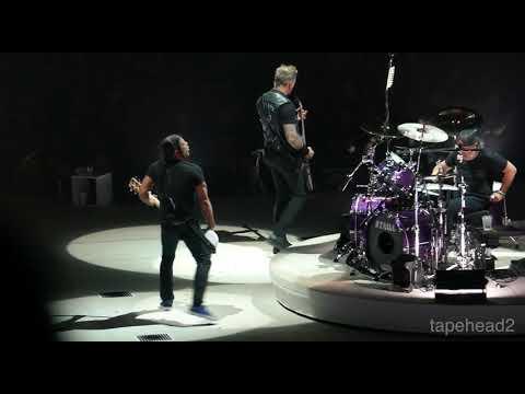 Metallica - Wells Fargo Center, Philadelphia, PA - 10/25/18 - FULL SHOW