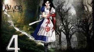 """Alice Madness Returns Episodio 4: """"Modo histeria activado"""""""