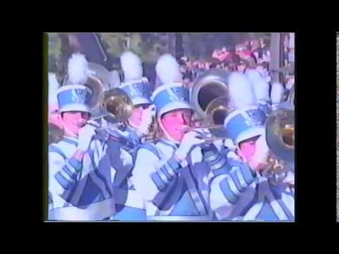Band of Blue 97-98 Rose Bowl Part 2