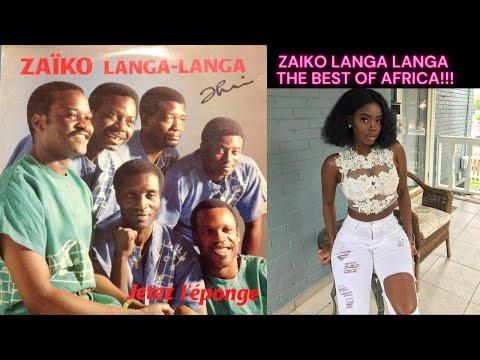 Zaiko Langa Langa: Sos maya, Zizita, Kabobo, Pa ok... Medley 1989