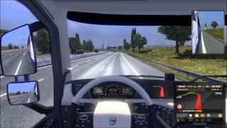 ETS2 - 1.000.000km für den guten guten Zweck - Videos gelöscht und noch immer keine Ruhe #002
