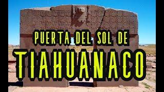 ENIGMAS DEL MUNDO (017) LA PUERTA DEL SOL DE TIAHUANACO