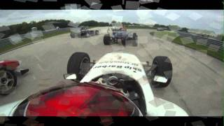 Skip Barber Summer Series with Kenton Koch at Autobahn Country Club Race 1