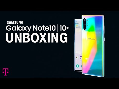 samsung-galaxy-note10-&-note10+-unboxing-|-t-mobile