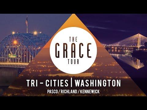 The GRACE Tour: Tri-Cities Washington