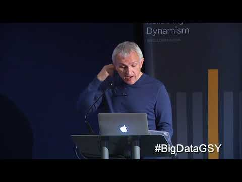 The Guernsey Data Conference 1.0: Graeme Millar, CEO, JT