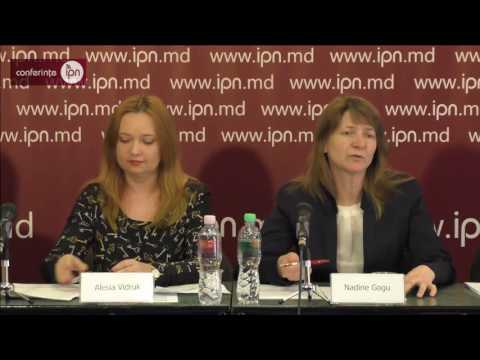 Conferinţe IPN [HD] |  Coaliţia ONG pentru UPR (Civil Rights Defenders)