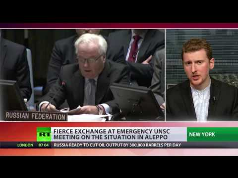 US envoy to UN: If Russia vetoes draft resolution on Syria, we'll apply more pressure