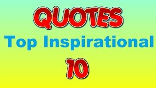 """top quotes : """"Everything you can imagine is real."""" my top 10 inspirational quotes."""