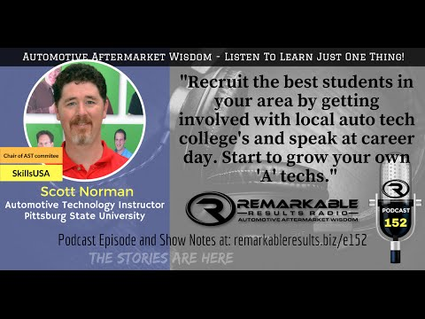RR 152: ON-POINT with Scott Norman