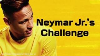 WoW!!!!Neymar Jr tries his hand at golf as a part of a challenge
