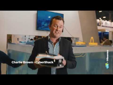 "#TechFriday with Charlie Brown | ""Mito"" Underwater Drone 