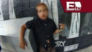 VIDEO: Niño de ocho años en estado de embriaguez indigna a Nueva Zelanda / Andrea Newman