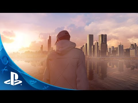 Watch Dogs Exclusive PlayStation Trailer