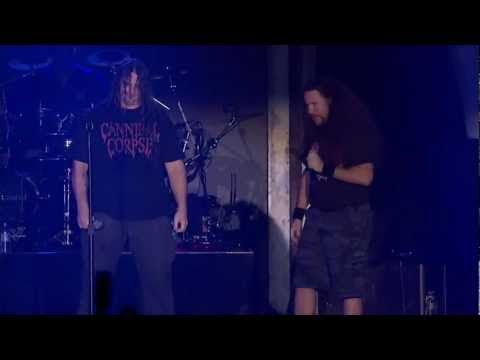 Blizzcon 2011 - Level 90 Epic Tauren Chieftain W/ Guest George Fisher (Cannibal Corpse)