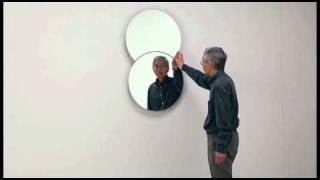 Shiki mirror by Isao Hosoe - Tonelli design