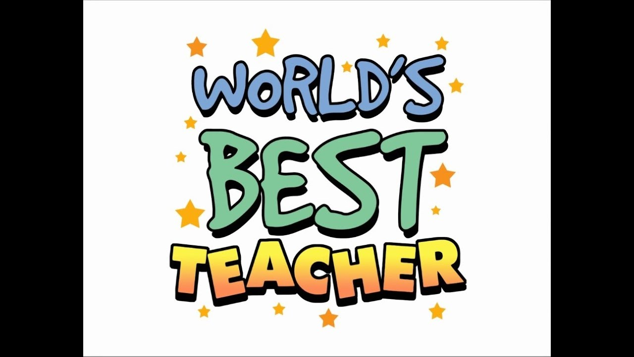 essays best teacher world