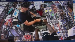 Gas station clerk fatally shoots thief during armed robbery, authorities say