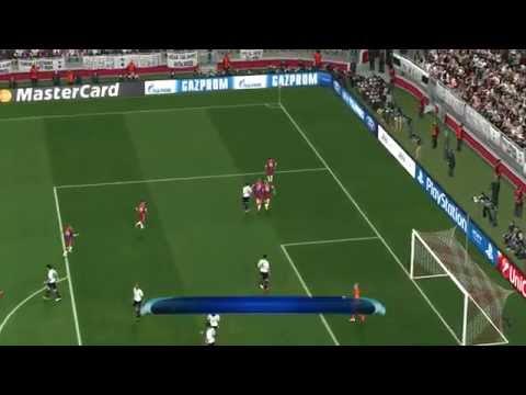 UEFA Super Cup Bayern Munich vs Tottenham Hotspur LM PES 2014