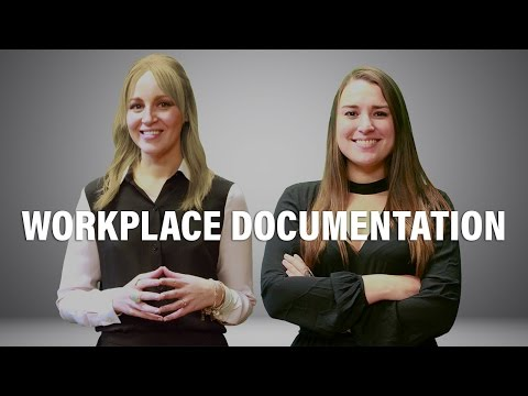 Documentation for Today's Employment Environment