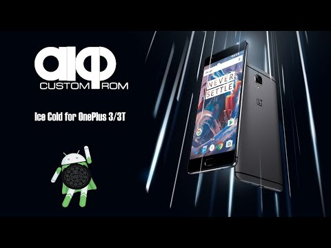 AICP 13.1 [Oreo|Android 8.1] For OnePlus 3/3T (Rain)