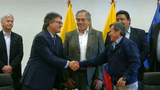 Chile to host Colombia peace talks