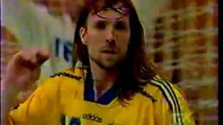 Гандбол-1995. ЧМ. Швеция - Беларусь. 2-й тайм