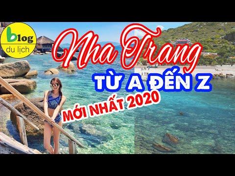 Du lịch Nha Trang - Hướng dẫn chi tiết và mới nhất 2020