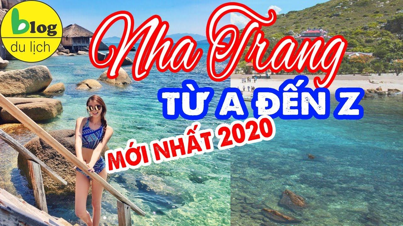 Du lịch Nha Trang – Hướng dẫn chi tiết và mới nhất 2020