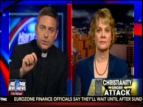 Annie Laurie Gaylor on The Sean Hannity Show