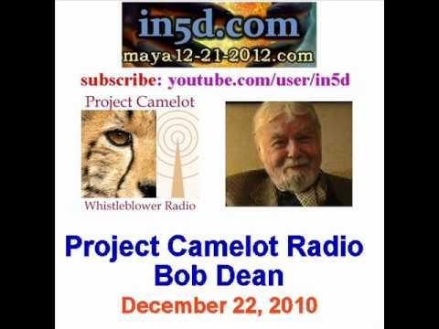 2010-12-22 Bob Dean on Project Camelot Whistleblower Radio