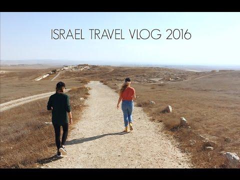 IM IN ISRAEL!!! | Israel Travel Vlog