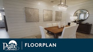 New Home Designs | Ranch Home | Dockside  | Home Builder | Pulte Homes