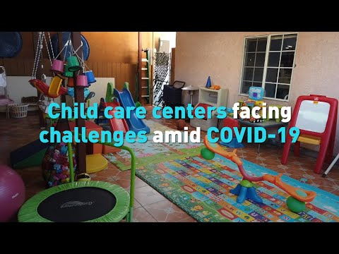 Child care centers facing challenges amid COVID-19