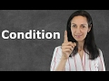 Linking Words of Condition - English Grammar