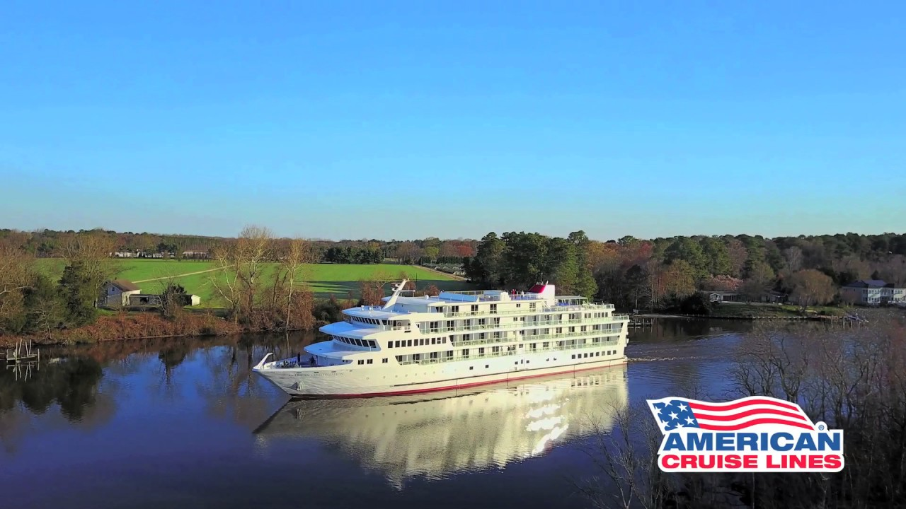 American Cruise Lines Presents American Constellation - YouTube