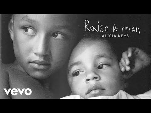 Alicia Keys - Raise A Man (Audio)