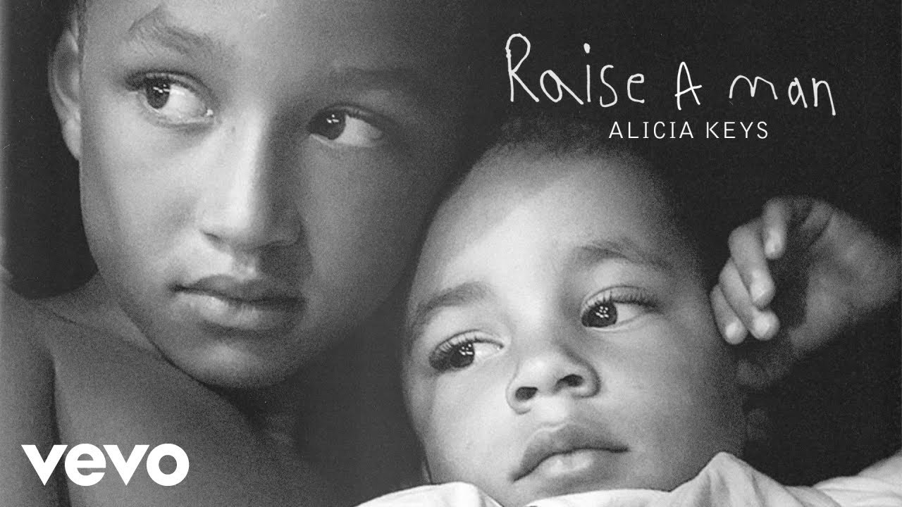Alicia Keys - Raise A Man (Audio)