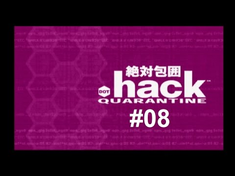 Let's Play .hack//Quarantine #08 - Operation Orca