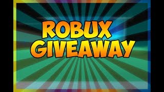 Robux Giveaway | The Weird Roblox