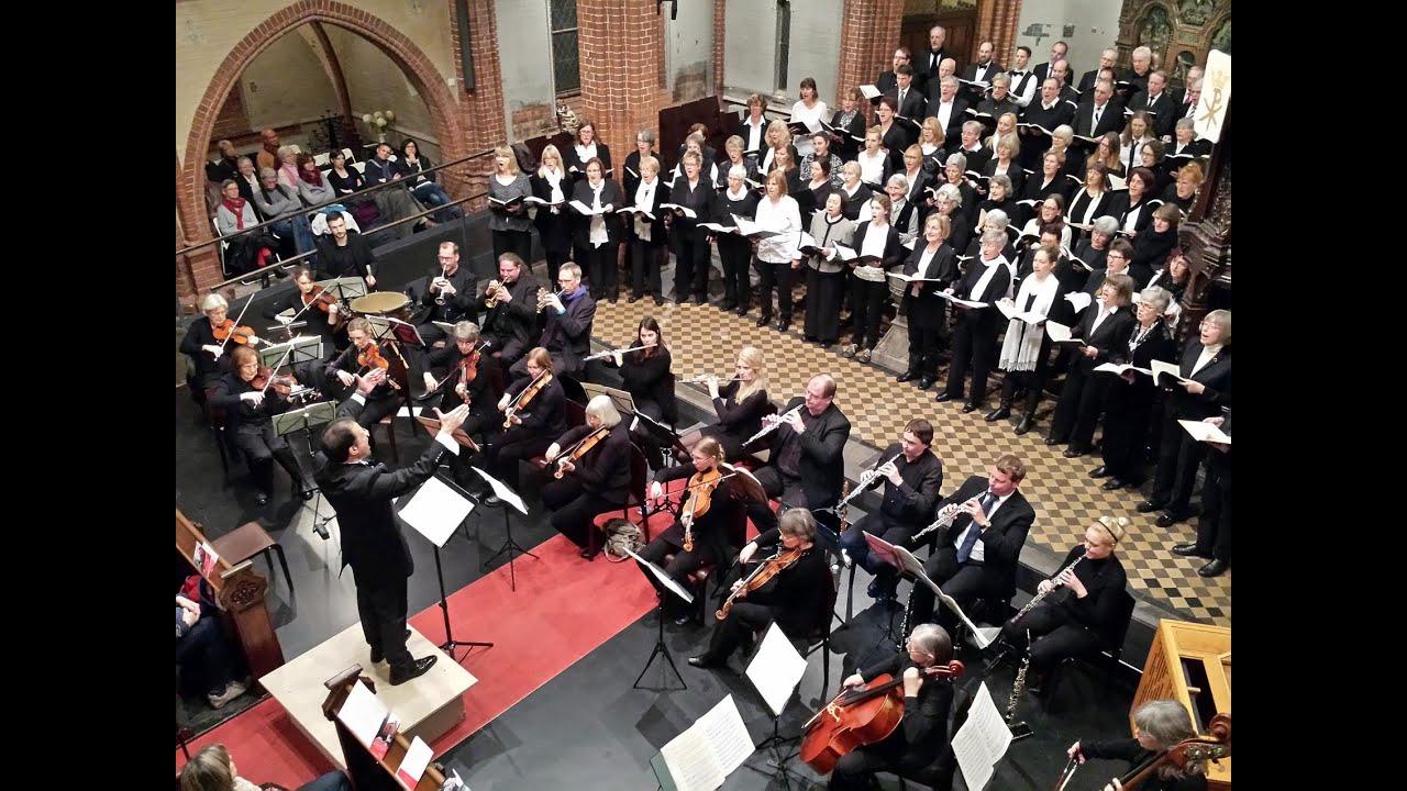 Weihnachtsoratorium Jauchzet Frohlocket